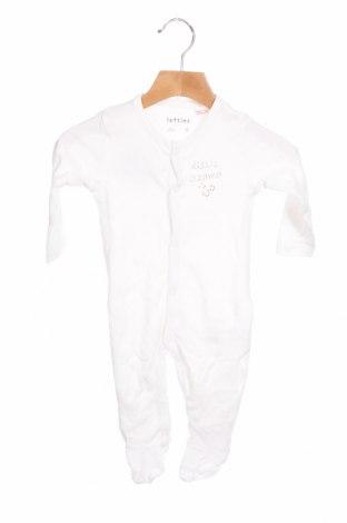 Παιδική σαλοπέτα Lefties, Μέγεθος 3-6m/ 62-68 εκ., Χρώμα Λευκό, Βαμβάκι, Τιμή 10,05€