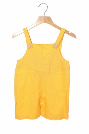 Παιδική σαλοπέτα Little Celebs, Μέγεθος 18-24m/ 86-98 εκ., Χρώμα Κίτρινο, 50% βαμβάκι, 30% λινό, 20% πολυεστέρας, Τιμή 8,97€