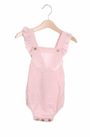 Παιδική σαλοπέτα Little Celebs, Μέγεθος 9-12m/ 74-80 εκ., Χρώμα Ρόζ , 65% βαμβάκι, 35% πολυεστέρας, Τιμή 7,58€