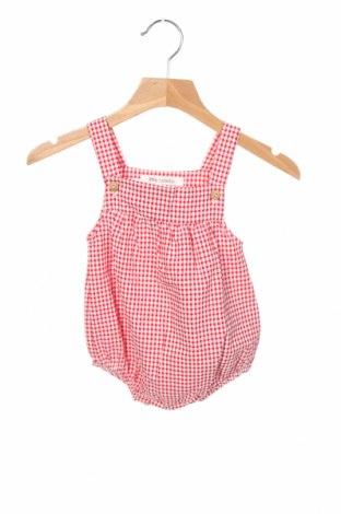 Παιδική σαλοπέτα Little Celebs, Μέγεθος 9-12m/ 74-80 εκ., Χρώμα Κόκκινο, 65% βαμβάκι, 35% πολυεστέρας, Τιμή 9,90€