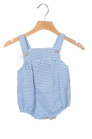 Παιδική σαλοπέτα Little Celebs, Μέγεθος 9-12m/ 74-80 εκ., Χρώμα Μπλέ, 65% βαμβάκι, 35% πολυεστέρας, Τιμή 9,90€