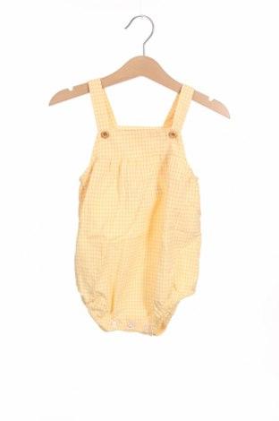 Παιδική σαλοπέτα Lola Palacios, Μέγεθος 2-3y/ 98-104 εκ., Χρώμα Κίτρινο, 65% βαμβάκι, 35% πολυεστέρας, Τιμή 17,01€