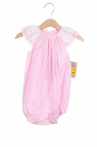Παιδική σαλοπέτα Lola Palacios, Μέγεθος 9-12m/ 74-80 εκ., Χρώμα Ρόζ , Βαμβάκι, Τιμή 7,58€