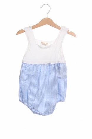 Dziecięcy kombinezon Lola Palacios, Rozmiar 9-12m/ 74-80 cm, Kolor Niebieski, Bawełna, Cena 26,83zł