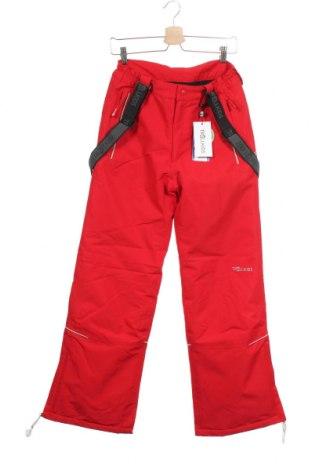 Παιδική σαλοπέτα για χειμερινά σπορ Trollkids, Μέγεθος 15-18y/ 170-176 εκ., Χρώμα Κόκκινο, Πολυεστέρας, Τιμή 25,93€