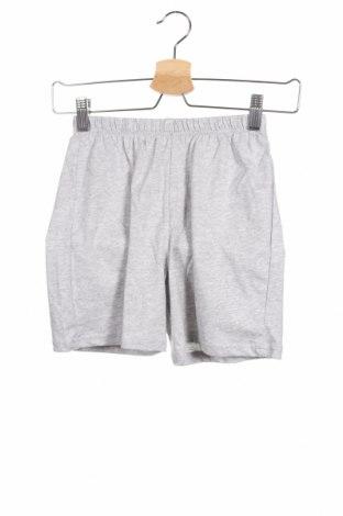Παιδικό κοντό παντελόνι, Μέγεθος 9-10y/ 140-146 εκ., Χρώμα Γκρί, Τιμή 12,37€