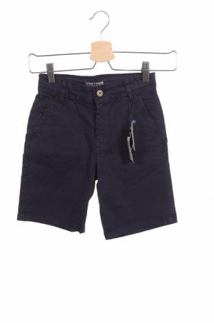 Παιδικό κοντό παντελόνι Alvaro Moreno, Μέγεθος 7-8y/ 128-134 εκ., Χρώμα Μπλέ, 97% βαμβάκι, 3% ελαστάνη, Τιμή 16,24€