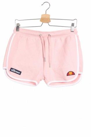 Παιδικό κοντό παντελόνι Ellesse, Μέγεθος 12-13y/ 158-164 εκ., Χρώμα Ρόζ , 85% βαμβάκι, 15% πολυεστέρας, Τιμή 17,01€