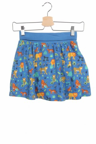 Παιδικό κοντό παντελόνι Frugi, Μέγεθος 6-7y/ 122-128 εκ., Χρώμα Μπλέ, Βαμβάκι, Τιμή 17,01€