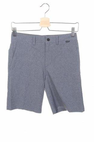 Детски къс панталон Hurley, Размер 10-11y/ 146-152 см, Цвят Син, 92% полиестер, 8% еластан, Цена 5,09лв.