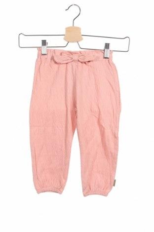 Παιδικό κοντό παντελόνι Hust & Claire, Μέγεθος 18-24m/ 86-98 εκ., Χρώμα Ρόζ , 94% βαμβάκι, 5% πολυαμίδη, 1% ελαστάνη, Τιμή 20,88€