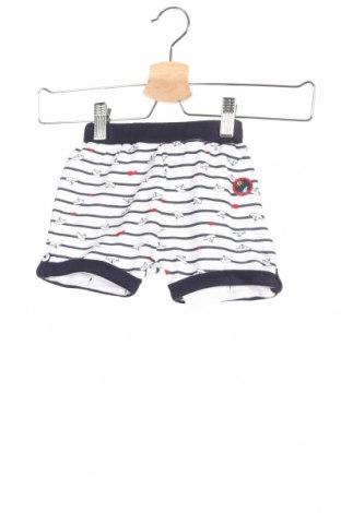 Παιδικό κοντό παντελόνι Jacky, Μέγεθος 12-18m/ 80-86 εκ., Χρώμα Λευκό, Βαμβάκι, Τιμή 14,69€