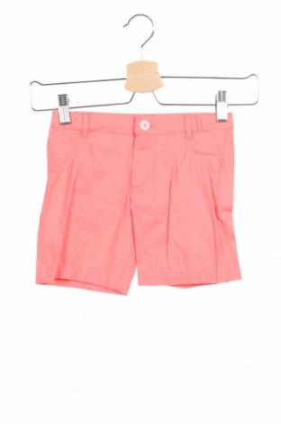 Παιδικό κοντό παντελόνι Lola Palacios, Μέγεθος 3-4y/ 104-110 εκ., Χρώμα Ρόζ , Βαμβάκι, Τιμή 12,37€