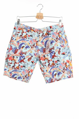 Παιδικό κοντό παντελόνι Scotch & Soda, Μέγεθος 15-18y/ 170-176 εκ., Χρώμα Πολύχρωμο, Βαμβάκι, Τιμή 30,54€