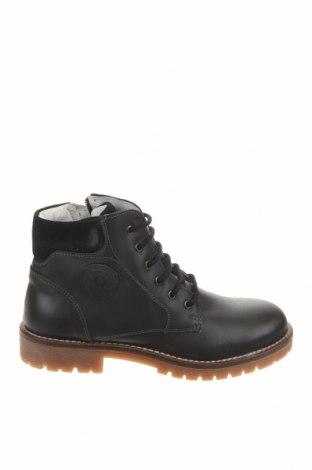 Детски обувки Garvalin, Размер 33, Цвят Черен, Естествена кожа, Цена 89,00лв.