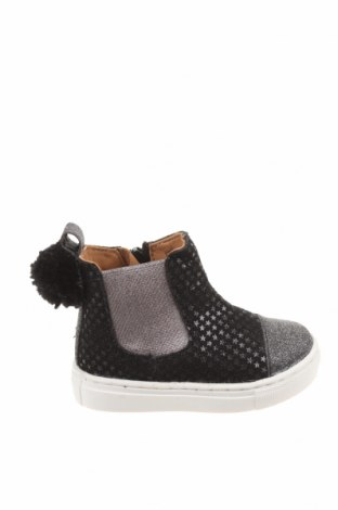 Детски обувки Oca-Loca, Размер 20, Цвят Черен, Естествен велур, Цена 129,00лв.
