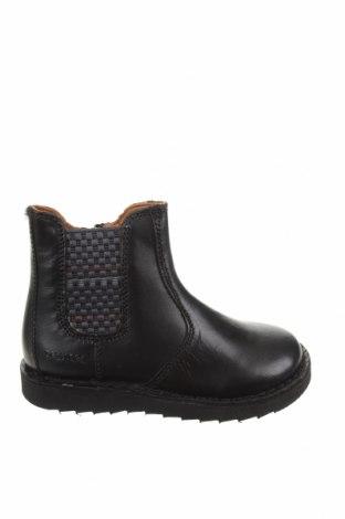 Детски обувки Oca-Loca, Размер 27, Цвят Черен, Естествена кожа, Цена 129,00лв.