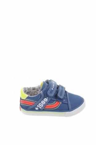 Детски обувки Pablosky, Размер 21, Цвят Син, Текстил, Цена 20,70лв.