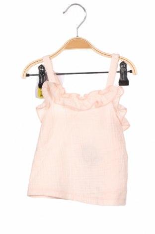 Детски потник Little Celebs, Размер 18-24m/ 86-98 см, Цвят Розов, Памук, Цена 18,24лв.