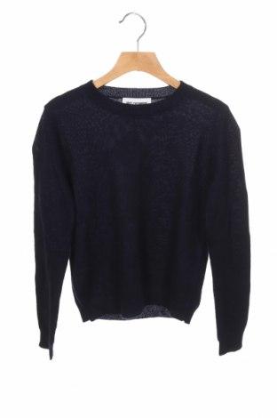 Παιδικό πουλόβερ Just Cashmere, Μέγεθος 7-8y/ 128-134 εκ., Χρώμα Μπλέ, 100% κασμίρι, Τιμή 26,13€