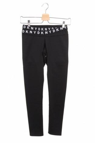 Παιδικό αθλητικό κολάν DKNY, Μέγεθος 15-18y/ 170-176 εκ., Χρώμα Μαύρο, 83% πολυαμίδη, 17% δερματίνη, Τιμή 30,54€