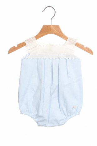 Παιδικό κορμάκι Pili Carrera, Μέγεθος 2-3m/ 56-62 εκ., Χρώμα Μπλέ, 98% βαμβάκι, 2% ελαστάνη, Τιμή 26,68€