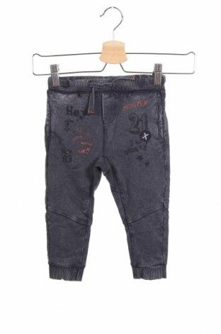 Παιδική κάτω φόρμα Oviesse, Μέγεθος 18-24m/ 86-98 εκ., Χρώμα Μπλέ, 95% βαμβάκι, 5% ελαστάνη, Τιμή 18,56€