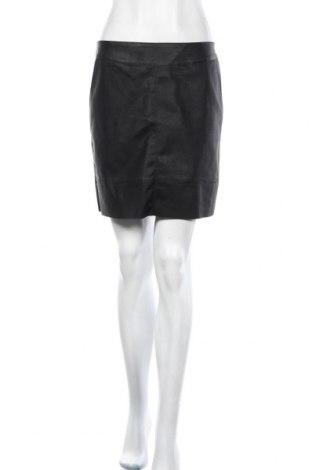 Kožená sukně  ONLY, Velikost M, Barva Černá, Eko kůže, Cena  181,00Kč