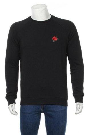 Мъжка блуза Kiomi, Размер M, Цвят Черен, 80% памук, 20% полиестер, Цена 23,46лв.