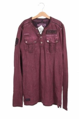 Ανδρική μπλούζα Riders, Μέγεθος XS, Χρώμα Βιολετί, 100% βαμβάκι, Τιμή 17,01€