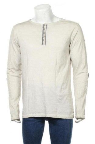 Мъжка блуза Urban Surface, Размер L, Цвят Бежов, Памук, Цена 13,39лв.