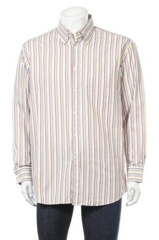 Мъжка риза Angelo Litrico, Размер L, Цвят Многоцветен, Памук, Цена 16,07лв.