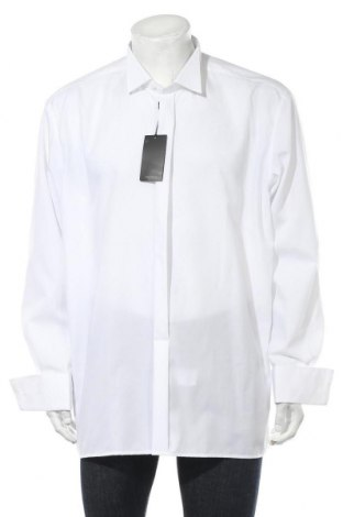 Мъжка риза Eterna, Размер XL, Цвят Бял, Памук, Цена 30,60лв.
