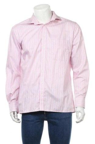 Мъжка риза Eterna, Размер M, Цвят Розов, Цена 15,44лв.