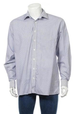 Мъжка риза Eterna, Размер L, Цвят Син, Цена 16,07лв.