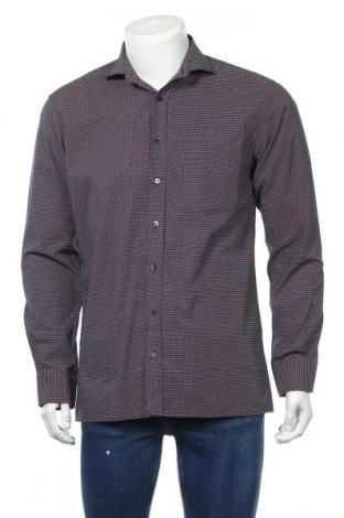Мъжка риза Eterna, Размер M, Цвят Многоцветен, Памук, Цена 16,96лв.