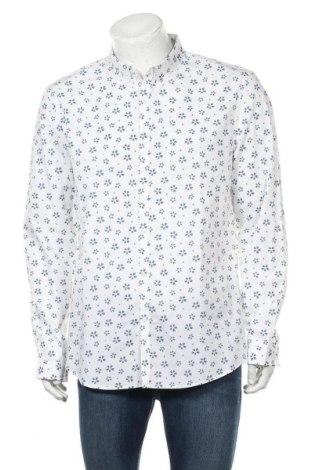Мъжка риза Lft, Размер XL, Цвят Бял, 100% памук, Цена 29,25лв.