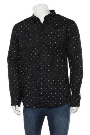 Pánská košile  Lft, Velikost XL, Barva Černá, 100% bavlna, Cena  201,00Kč