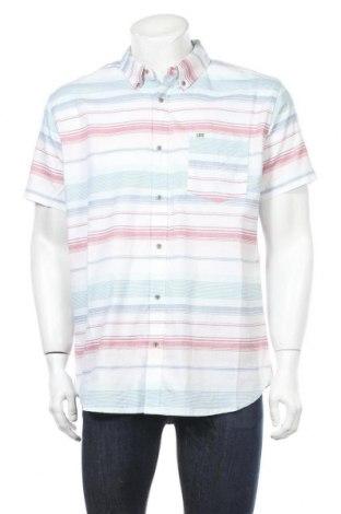 Ανδρικό πουκάμισο Lois, Μέγεθος XL, Χρώμα Πολύχρωμο, Βαμβάκι, Τιμή 26,68€