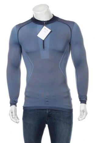 Ανδρική αθλητική μπλούζα Columbia, Μέγεθος XS, Χρώμα Μπλέ, 58% πολυαμίδη, 34% πολυεστέρας, 8% ελαστάνη, Τιμή 36,12€
