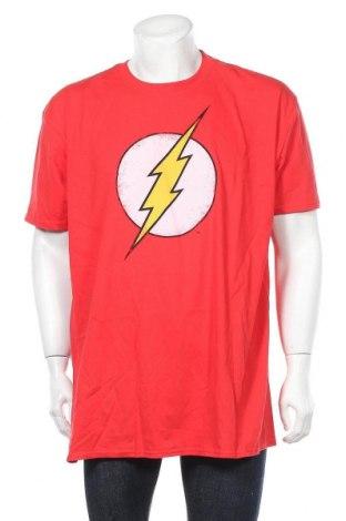 Ανδρικό t-shirt, Μέγεθος XXL, Χρώμα Κόκκινο, 100% βαμβάκι, Τιμή 10,05€