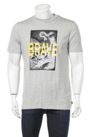 Pánské tričko  Diesel, Velikost M, Barva Šedá, Bavlna, Cena  942,00Kč