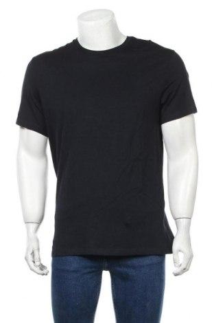 Мъжка тениска Lft, Размер XL, Цвят Син, Памук, Цена 15,75лв.