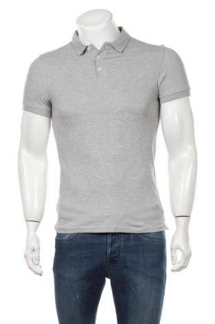 Мъжка тениска Lft, Размер S, Цвят Сив, Памук, Цена 13,26лв.