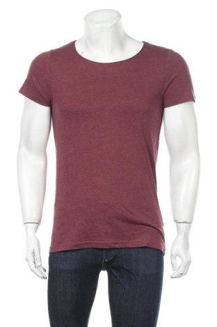 Ανδρικό t-shirt Review, Μέγεθος S, Χρώμα Κόκκινο, 60% βαμβάκι, 40% πολυεστέρας, Τιμή 8,51€