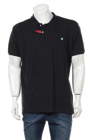 Ανδρικό t-shirt Springfield, Μέγεθος XXL, Χρώμα Μπλέ, Βαμβάκι, Τιμή 11,21€