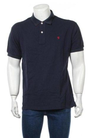 Ανδρικό t-shirt The Time of Bocha, Μέγεθος L, Χρώμα Μπλέ, 100% βαμβάκι, Τιμή 12,37€