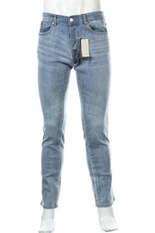 Мъжки дънки Lois, Размер M, Цвят Син, 92% памук, 7% полиестер, 1% еластан, Цена 26,70лв.