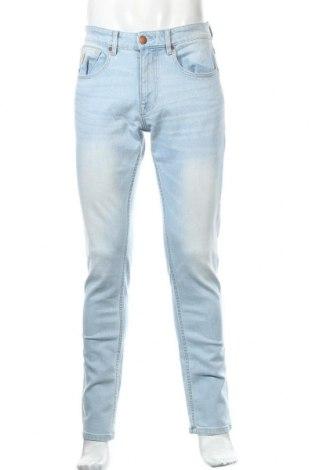 Мъжки дънки Lois, Размер M, Цвят Син, 99% памук, 1% еластан, Цена 33,62лв.