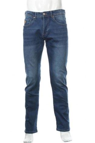 Мъжки дънки Lois, Размер M, Цвят Син, 98% памук, 2% еластан, Цена 31,15лв.